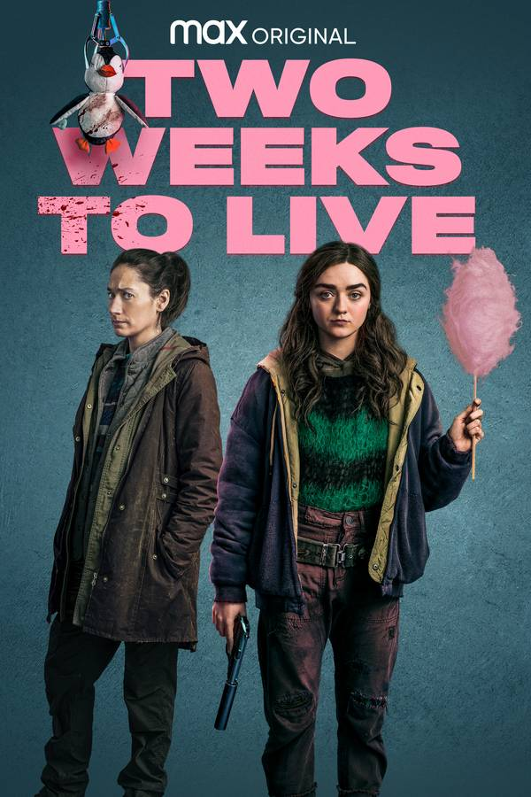 Two Weeks to Live (2020) Temporada 1 HMAX WEB-DL 1080p Latino