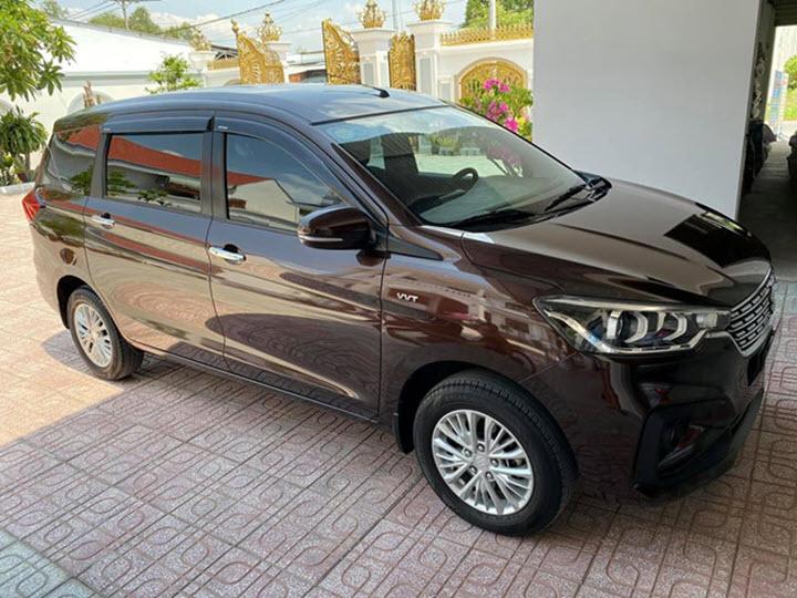 Suzuki XL7 khiến xe cũ Ertiga mất giá tại Việt Nam
