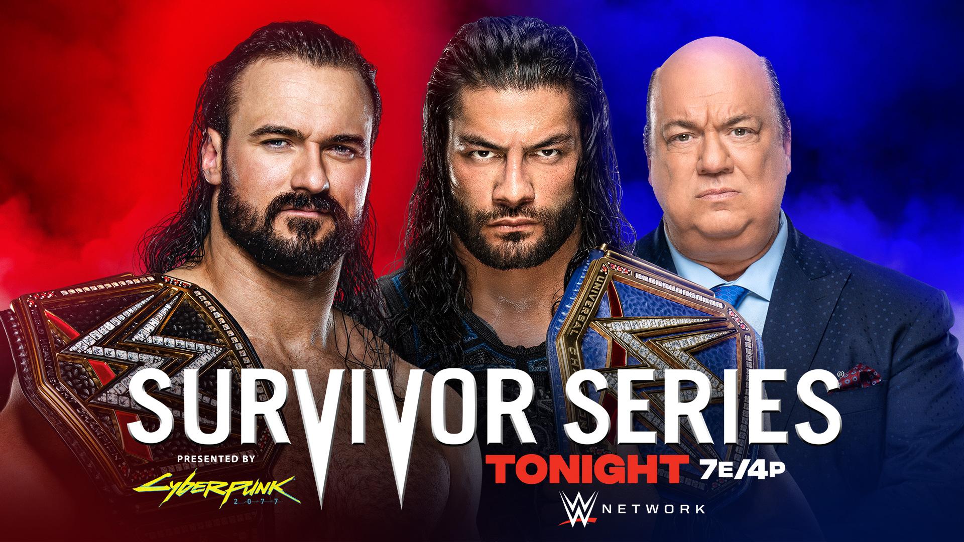 Cobertura: WWE Survivor Series 2020 – Descanse em paz!