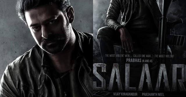 OPEN AUDITION CALL FOR MOVIE 'SALAAR' STARRING PRABHAS