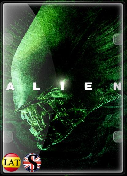 Alien: El Octavo Pasajero (1979) FULL HD 1080P LATINO/INGLES