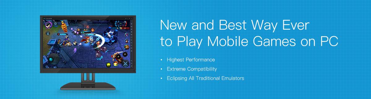 Best Alternative for BlueStacks Android App Player [Nox APP