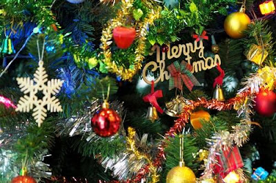 Merry Christmas Tree Decoration Idea Images