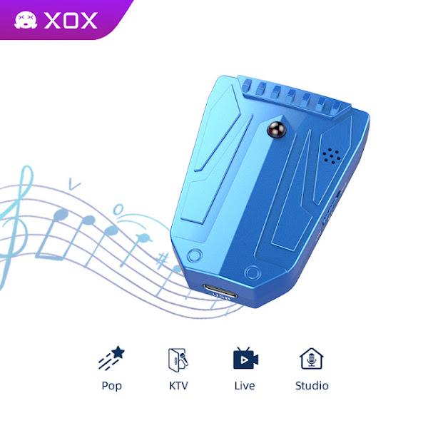 Sound Card XOX K1 Chính Hãng