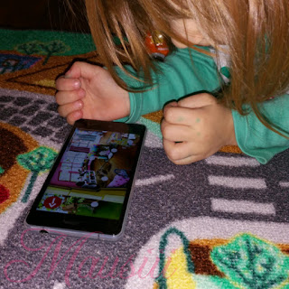 App auf Smartphone