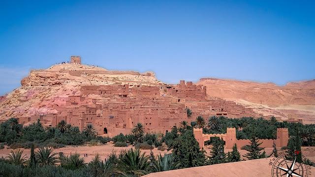 Kasbah de Aït Ben Had-dou