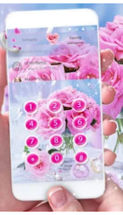 Pink Rose Love Theme