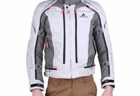 Eiger Jacket Touring Tropic Grey
