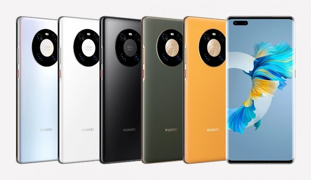 Huawei Mate 40 Pro : Fiche Technique