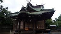 連光寺の鎮守様 春日神社