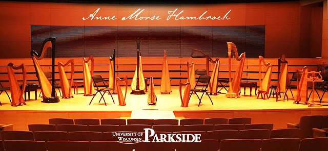 Study Harp at UW Parkside