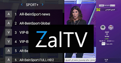 تطبيق ZalTV لمشاهدة جميع القنوات العربية و الاجنبية