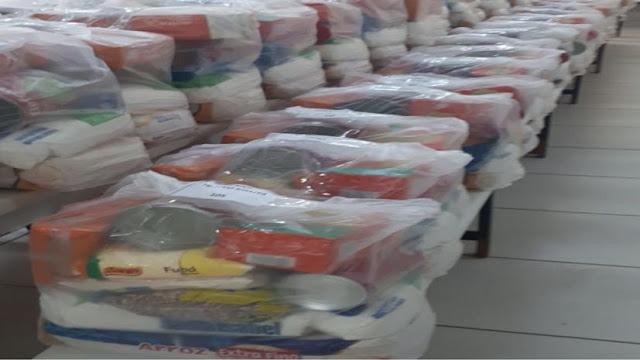 Secretaria de Educação de Adamantina entrega mais de 660 kits de alimentação em agosto