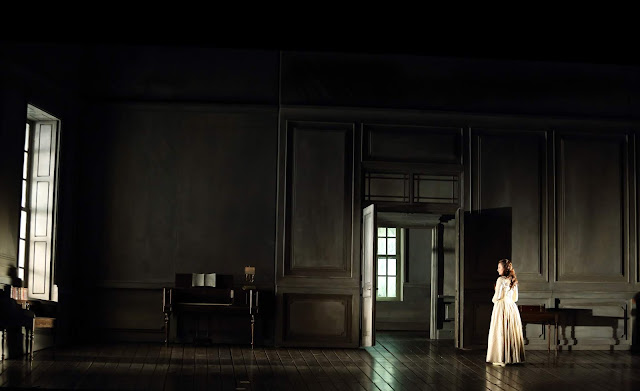 Massenet: Werther - Isabel Leonard - Royal Opera (Photo: Catherine Ashmore, (C) ROH 2019)