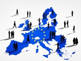 Mapa de Europa, EURES