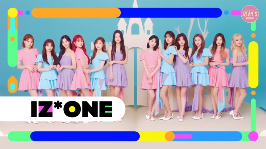 IZONE Mnet K-POP ALL ACCESS