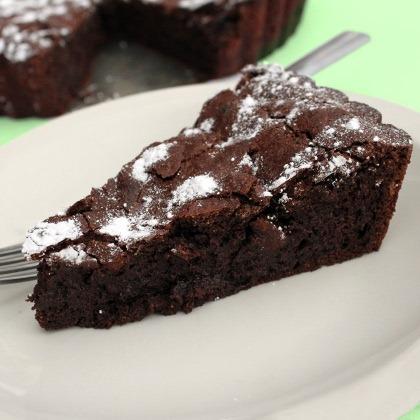 Chocolate Mousse Torte