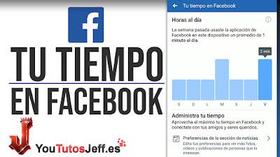 Descubre tu Tiempo de Actividad en Facebook - Trucos Facebook