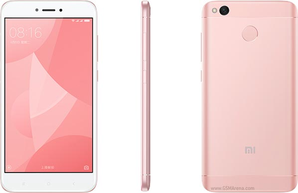 سعر ومواصفات Xiaomi Redmi 4X الجديد بالصور والفيديو