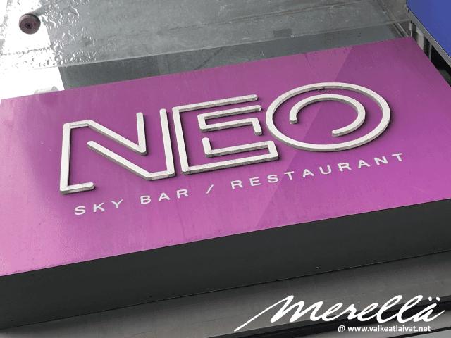 Riika näköalapaikat - Neo Sky Bar