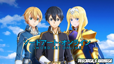 Sword Art Online 25/25 Audio: Japones Sub: Español Servidor: MediaFire