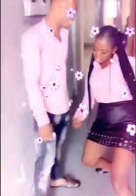 """What Half Of The Men In My DM Do"" - Actress Baddie Viral Dances To Naira Marley ""Soapy"""