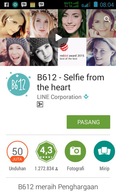 Download B612 Versi Lama / Camera 360 Lite 2 9 9 Apk For ...