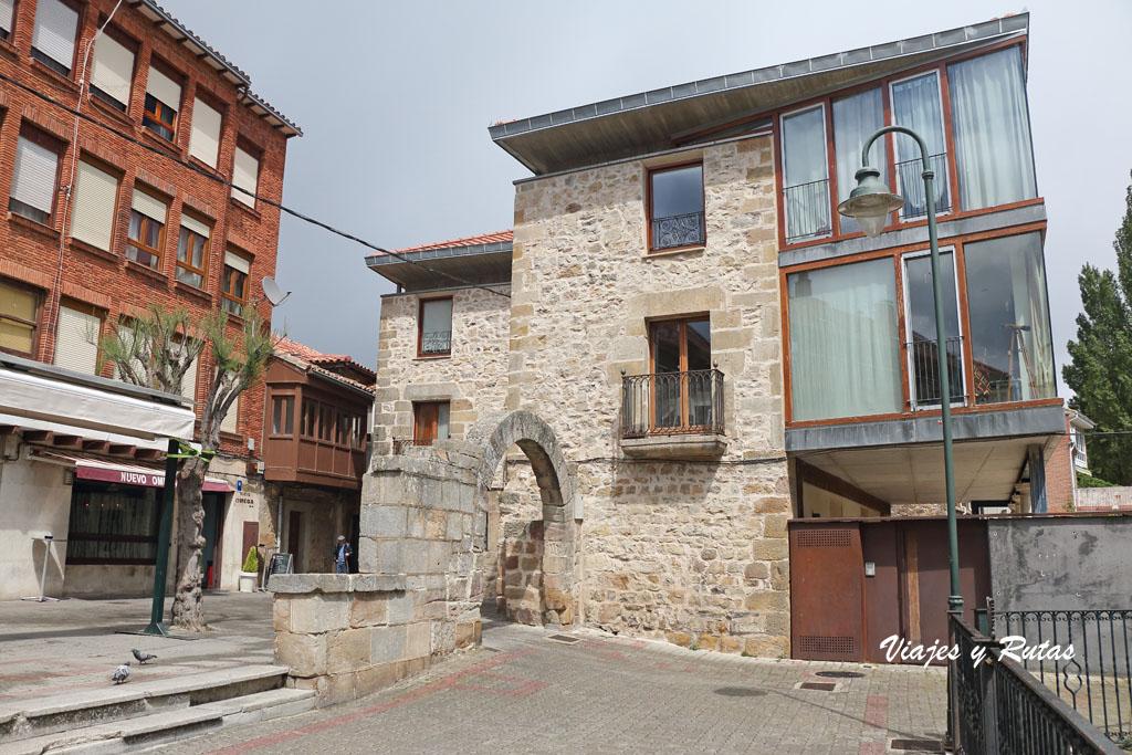 Portillo de la Cascajera, Aguilar de Campoo