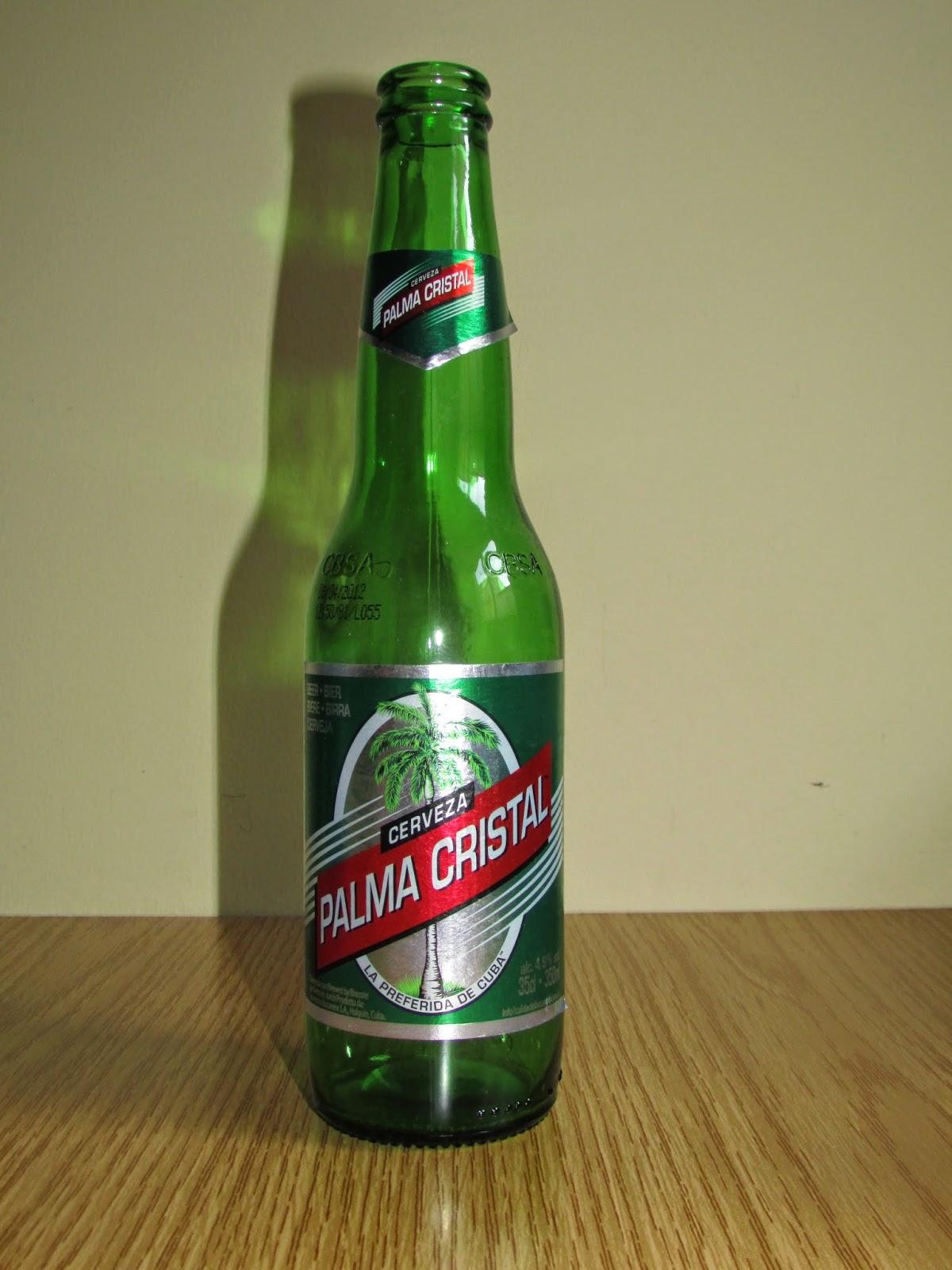 Palma Cristal Beer 6