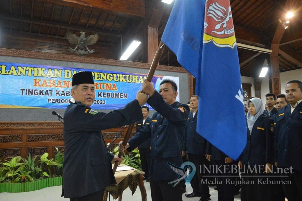 Wow, Lima Anggota DPRD Kebumen Jadi Pengurus Karang Taruna