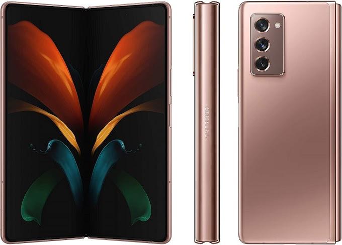 جوال Samsung Galaxy Z Fold2 بسعر 7999 ريال على امازون السعوديه