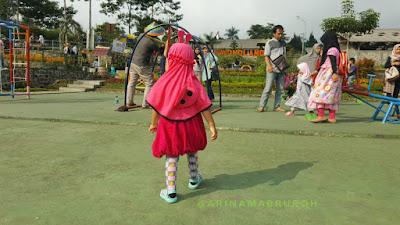 Wisata Ramah Anak di Wonosobo