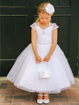 Fotos de vestidos de comunion