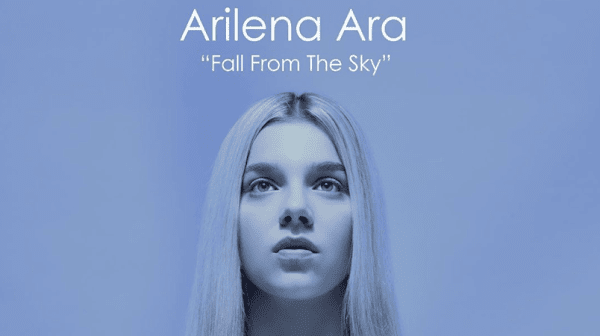 Lyrics Arilena Ara – Fall From The Sky