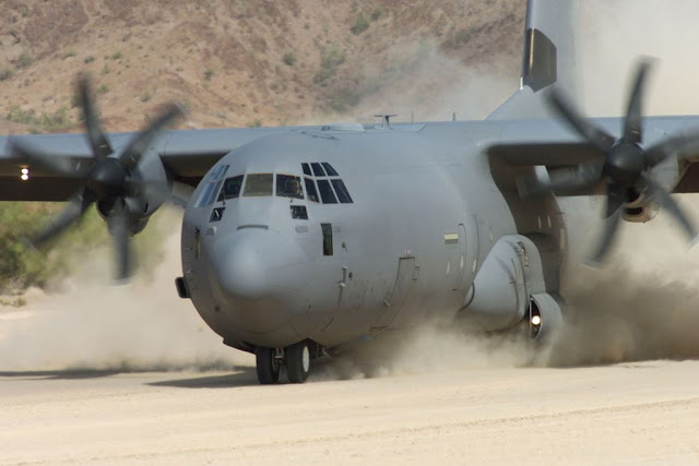 C-130J 2 million flight hours