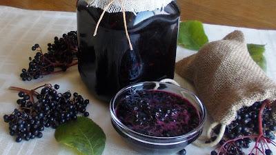 Dulceata din fructe de soc - etapa 6