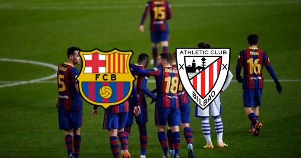 مباراة برشلونة واتلتيك بلباو كورة ستار
