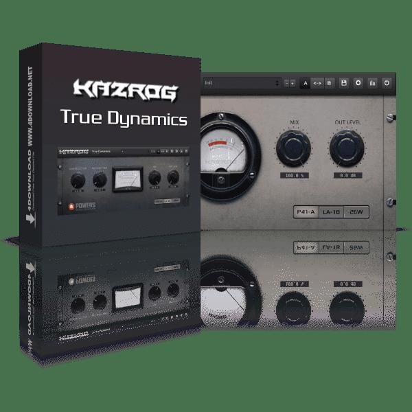 Kazrog True Dynamics v1.1.0 Full version