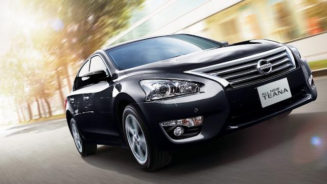 Spesifikasi dan Harga Nissan Teana Terbaru