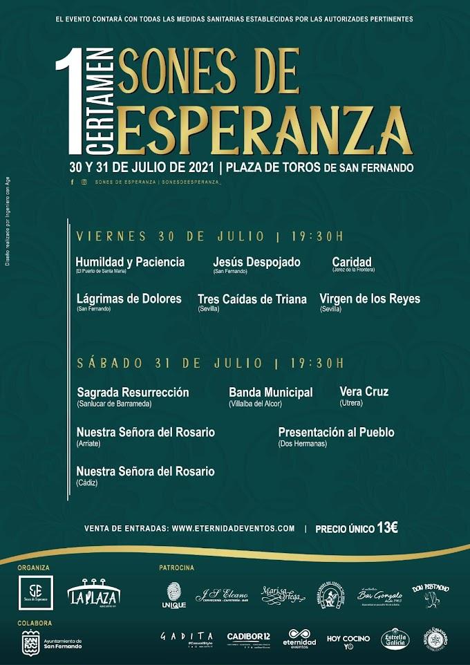 I CERTAMEN SONES DE ESPERANZA