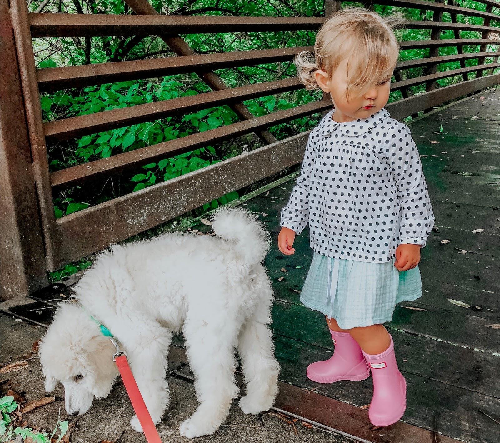 Ten Adorable Toddler Rain Boots