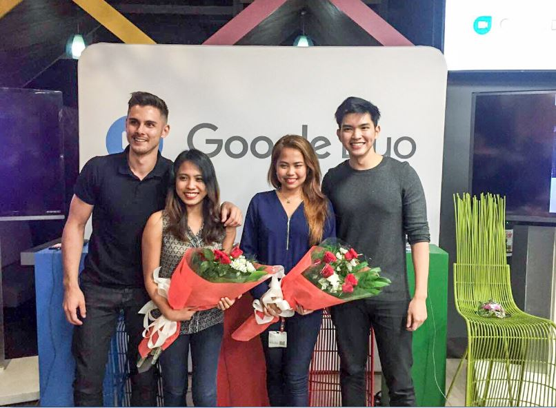 Duo date search with YouTubers Daniel Marsh and Baninay Bautista