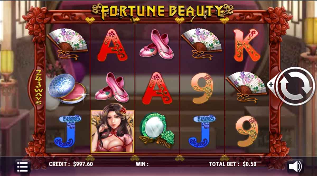 Fortune Beauty - Demo Slot Online Slot Factory Indonesia