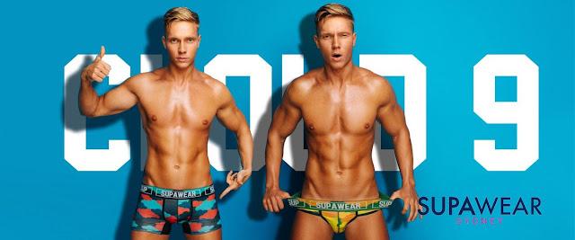 Supawear Sydney Cloud 9 Underwear Men Collection Gayrado Online Shop