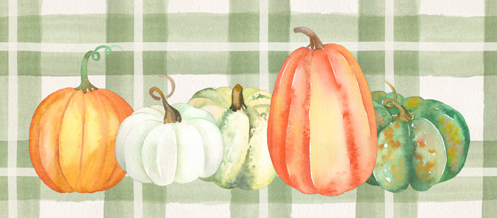 Pumpkin Facebook Cover
