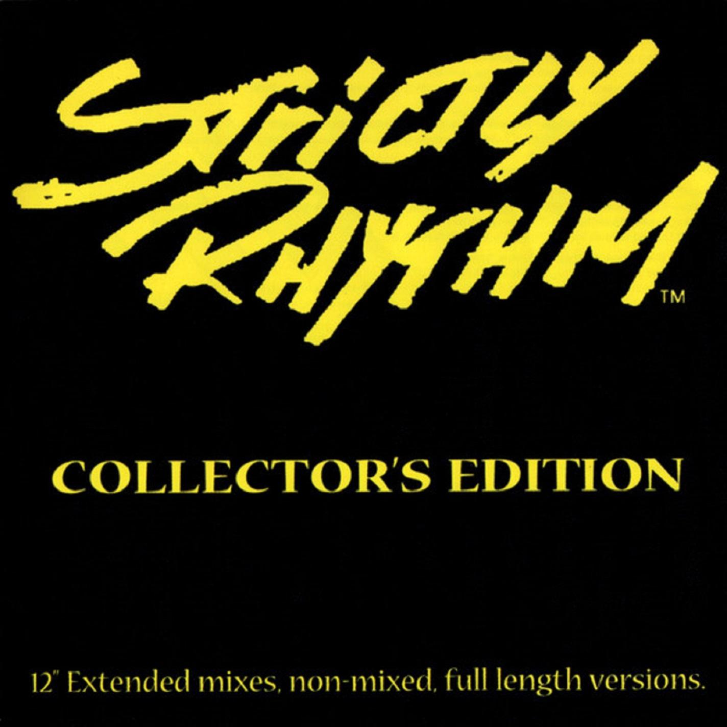 Strictly rhythm's latin thang