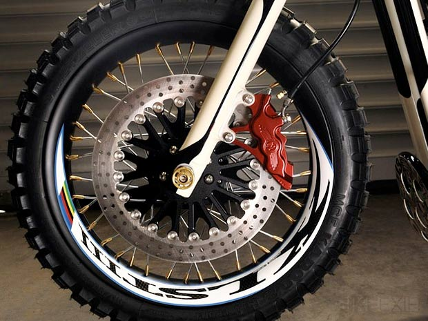 Harley Davidson Sportster XL1200N By Shaw Speed And Custom Hell Kustom