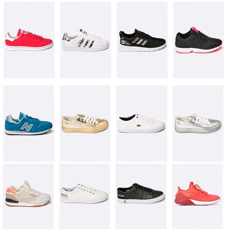 Adidasi femei originali Nike, Adidsi, Puma, Lascoste, New Balance