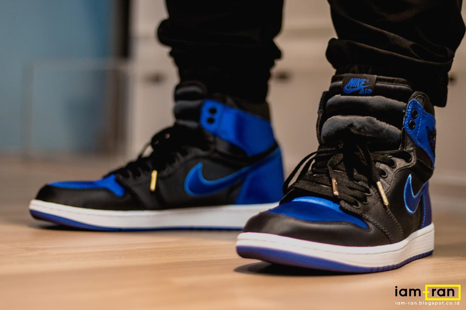 b649dfe4278 IAM-RAN: ON FEET : Dipsky - Nike Air Jordan 1