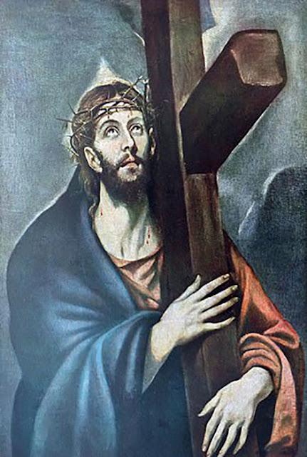 Pintura de Jesus